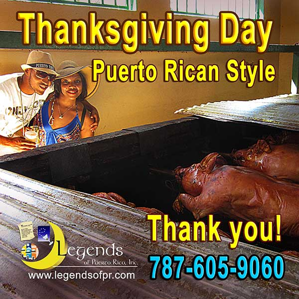 Thanksgiving Day Puerto Rico Review
