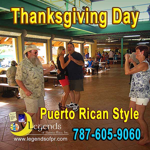 Puerto Rico Thanksgiving dance